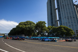 Stéphane Sarrazin, Venturi; Robin Frijns, Amlin Andretti Autosport Formula E Team; Mike Conway, Vent