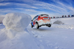 Игорь Цуканов и Константин Никитин, Ford Fiesta R2