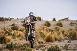 Диего Дуплессис, Mec Team, Honda CRF 450 Rally (№27)