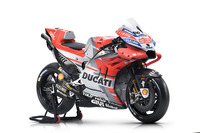 Bike of Jorge Lorenzo, Ducati Team