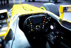 Renault F1 Team RS17 steering wheel