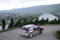 Kimi Räikkönen, Kaj Lindström, Citroën DS3 WRC