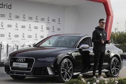 Entrega Audi Real Madrid