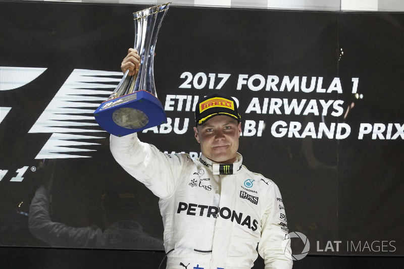 Valtteri Bottas: 99 dias - Última vitória: GP de Abu Dhabi de 2017