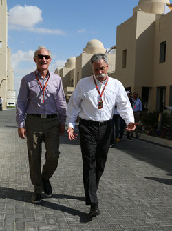 Chase Carey, CEO and Chairman of the Formula One Group