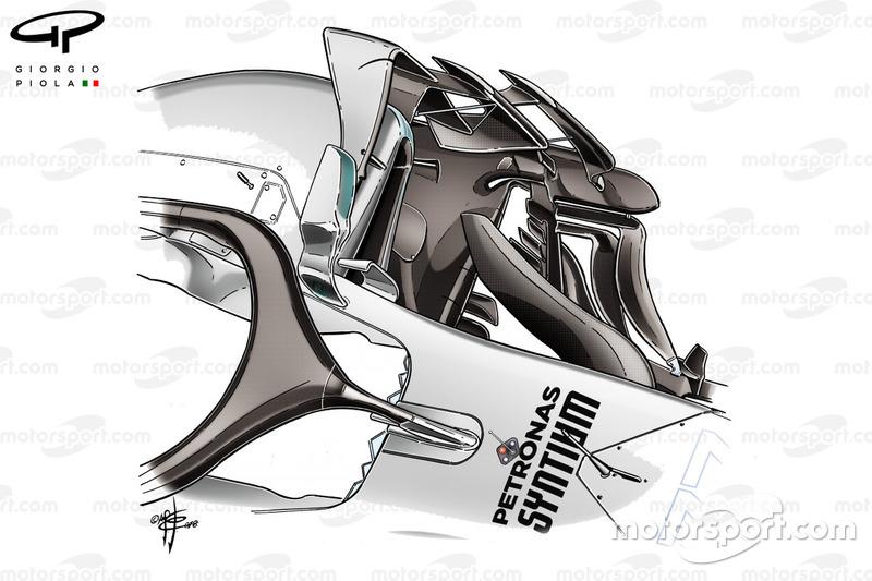 شفرات التوجية سيارة مرسيدس دبليو09