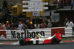 Ayrton Senna, McLaren MP4/4