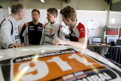 #911 Herberth Motorsport Porsche 991 GT3 R: Ralf Bohn, Robert Renauer, Alfred Renauer, Dennis Olsen