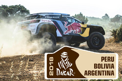 Дакар-2018 Peugeot