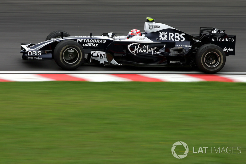 2008: Williams-Toyota FW30