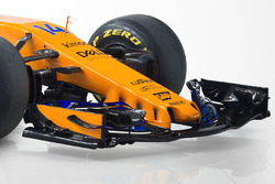 McLaren MCL33 front wing detail
