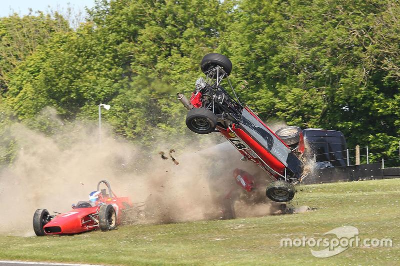 Kecelakaan Nelson Rowe
