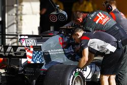 Haas F1 Team ekibi ve Romain Grosjean, Haas F1 Team VF-17