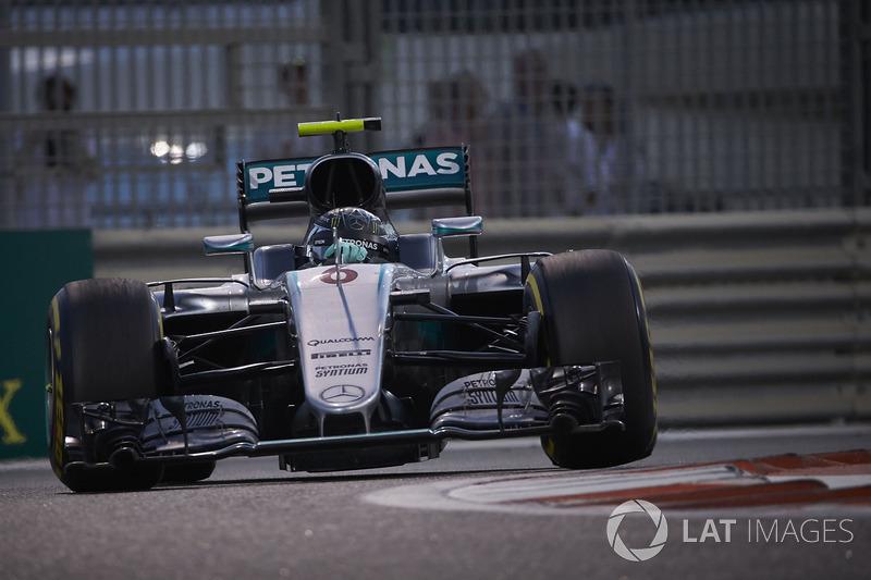 2016 - Nico Rosberg, Mercedes AMG F1