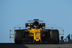 Carlos Sainz Jr., Renault Sport F1 Team RS17 with Aero Sensors