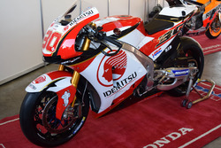 Bike of Takaaki Nakagami
