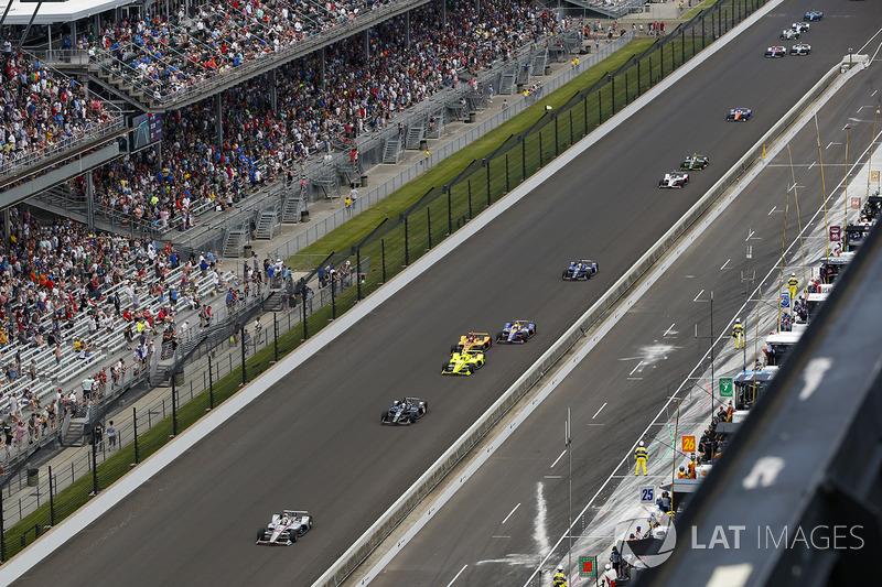 Will Power, Team Penske Chevrolet lider