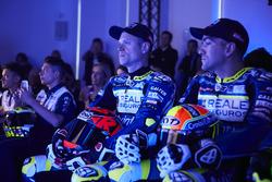 Tito Rabat, Avintia Racing and Xavier Simeon, Avintia Racing