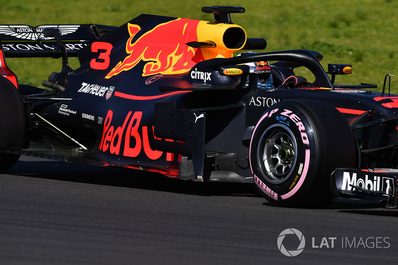 4º Daniel Ricciardo, Red Bull Racing RB14: 1:18.047 (Hiperblandos)