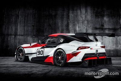 Презентация Toyota GR Supra Racing Concept