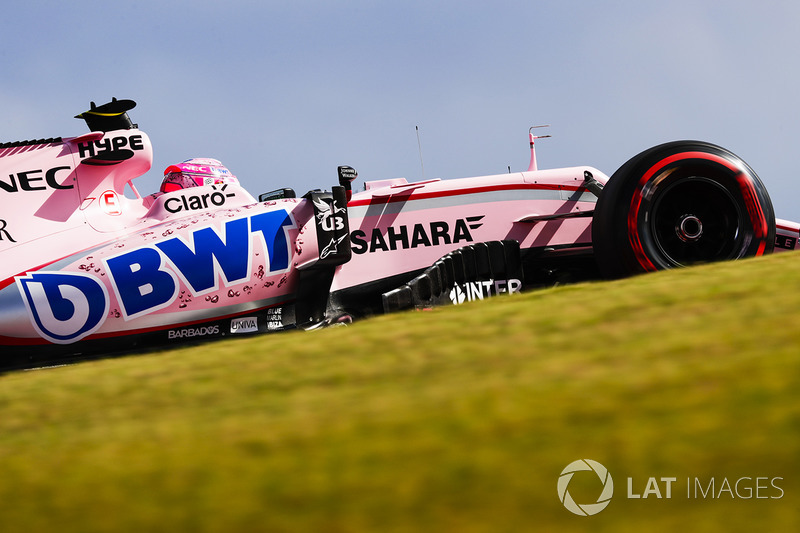 9. Серхио Перес, Sahara Force India