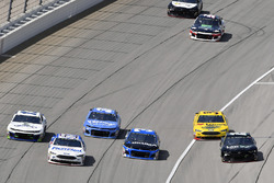 Ricky Stenhouse Jr., Roush Fenway Racing, Ford Fusion Fastenal and Ryan Newman, Richard Childress Racing, Chevrolet Camaro