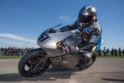 Suter 2-Takt Motorrad für die Isle of Man TT