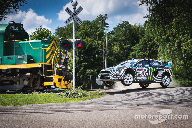 #1: Ken Block in Gymkhana 9