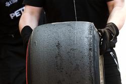 Шини Mercedes AMG F1 Pirelli
