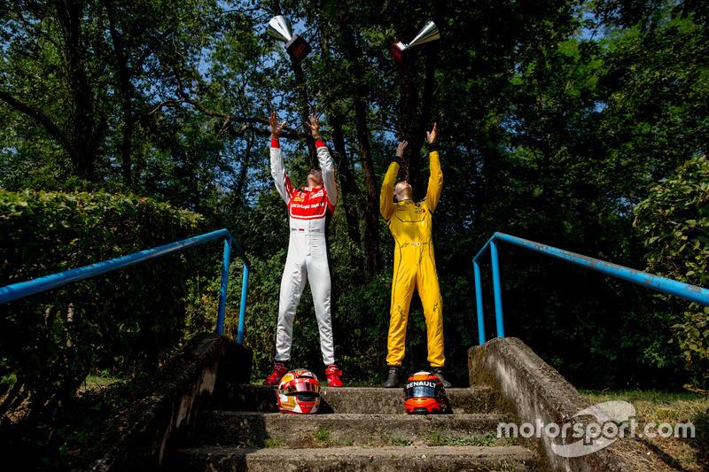 Charles Leclerc, ART Grand Prix ve Jack Aitken, Arden International