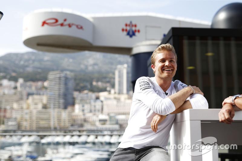 Nico Rosberg - Bayern Munich