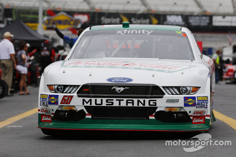 Gray Gaulding, Roush Fenway Racing, Ford