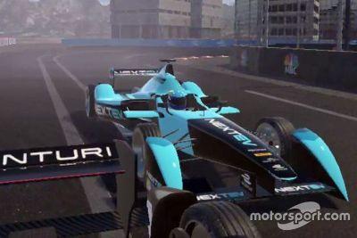 Annuncio Formula E-Virtually Live