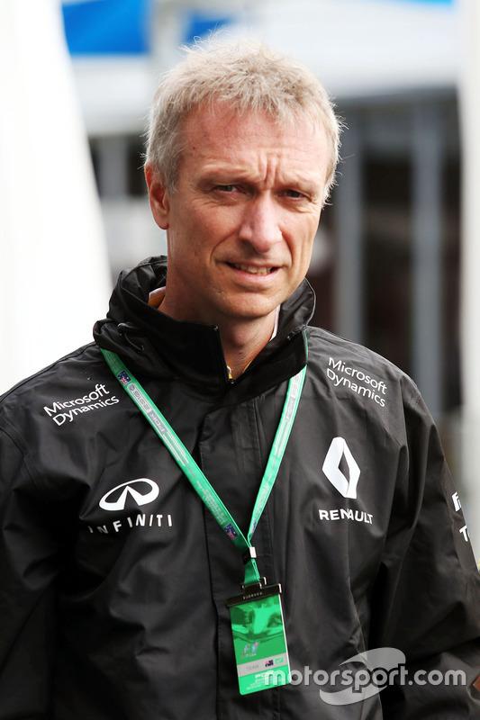 Guillaume Boisseau, Renault Group Brands Director