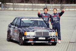 Dany Snobeck; Alain Cudini, Snobeck-Mercedes