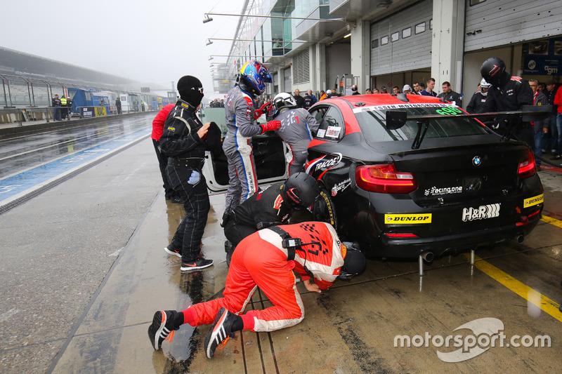 Dennis Wuesthoff, Fabian Danz, Bemjamin Leuchter, BMW M235i Racing Cup