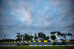 #95 Aston Martin Racing Aston Martin Vantage: Nicki Thiim, Marco Sorensen, Darren Turner, #35 Baxi DC Racing Alpine A460 Nissan: David Cheng, Ho-Pin Tung, Nelson Panciatici