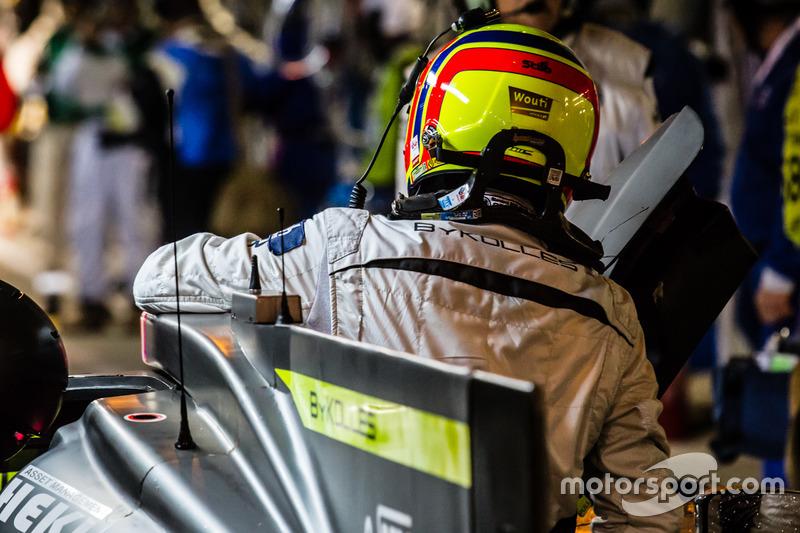 #4 ByKolles Racing CLM P1/01: Pierre Kaffer