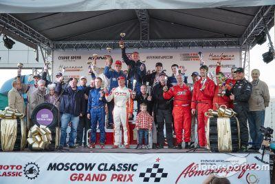 Moscow Classic Grand Prix 1-й этап