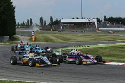 Federico Malvestiti, Antonelli Motorsport and Kush Maini, BVM Racing