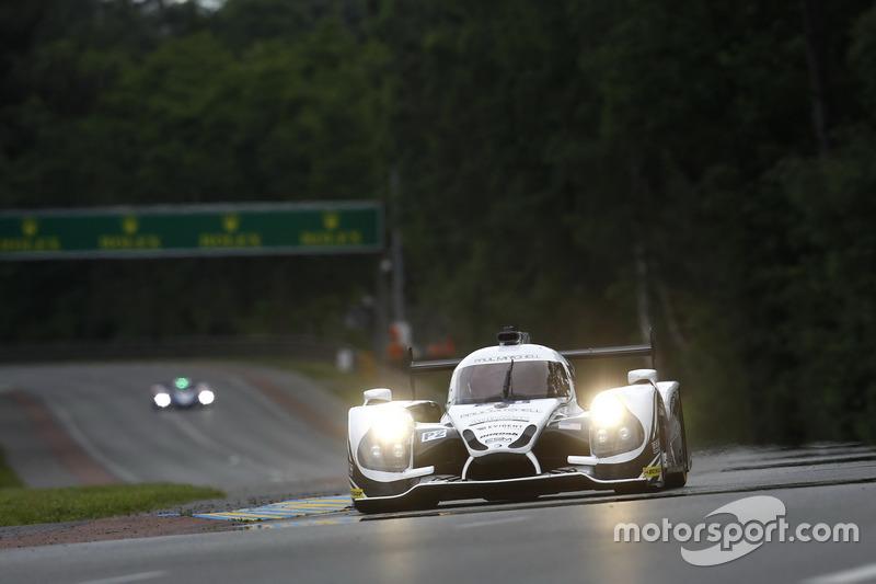 #31 Extreme Speed Motorsports Ligier JS P2 Nissan: Райан Далзіл, Кріс Каммінг, Піпо Дерані