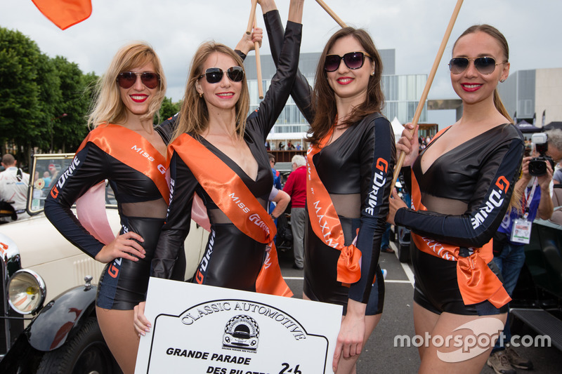 Chicas G-Drive Racing