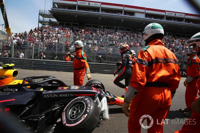 Mónaco - Max Verstappen (Libres 3)