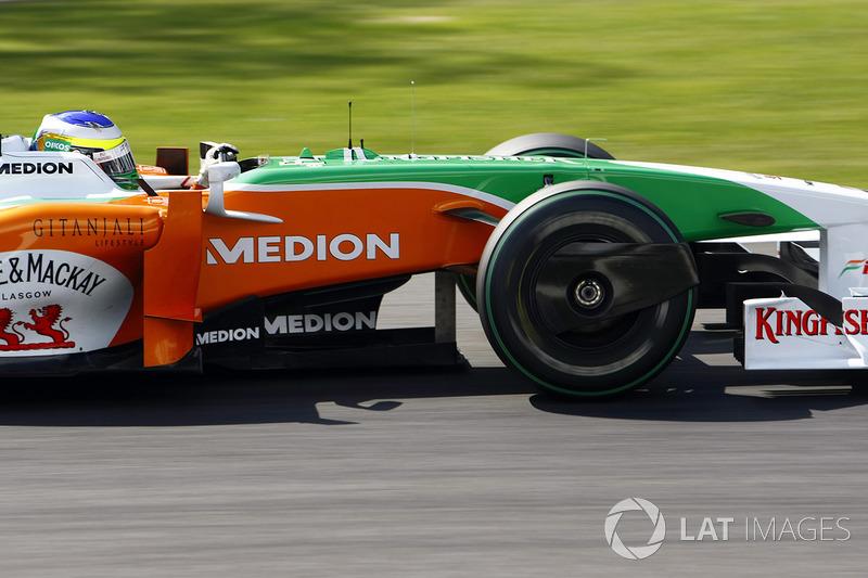 Force India VJM02 (2009)