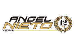 Logo: Angel Nieto Team