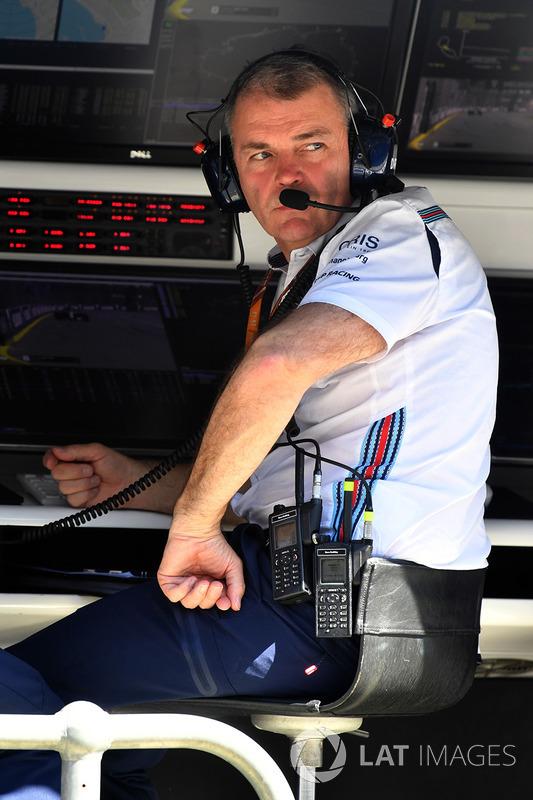 Dave Redding, Williams