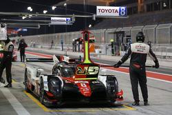 #8 Toyota Gazoo Racing Toyota TS050-Hybrid: Себастьен Буэми, Энтони Дэвидсон, Казуки Накаджима