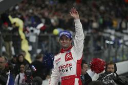 Winner Sebastien Loeb