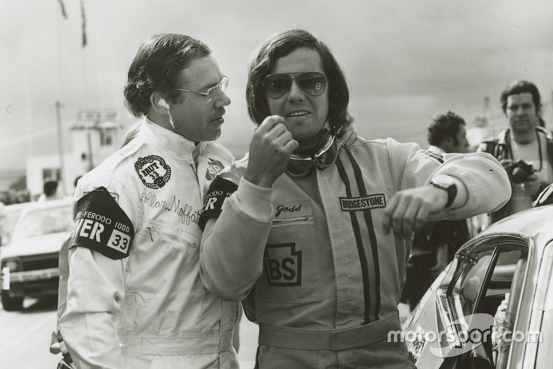 Allan Moffat and John Goss