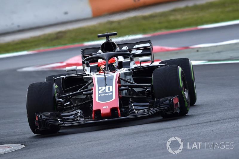 2018: Haas F1 Team VF-18